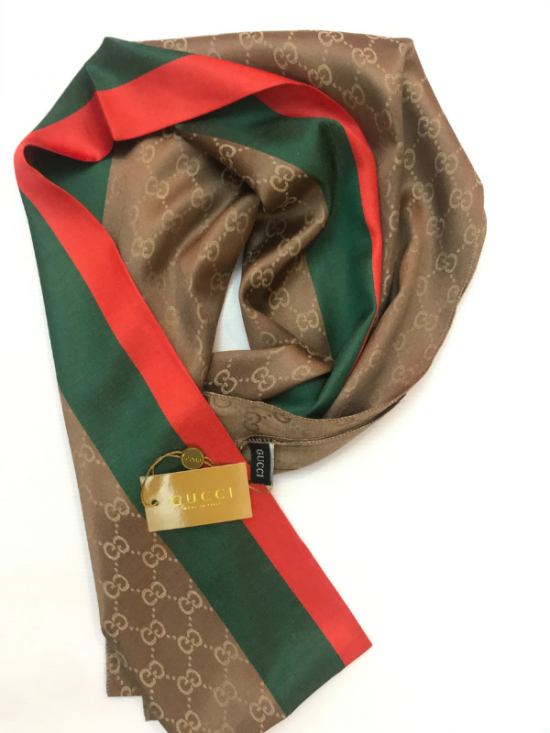 Gucci Imported Unisex Scarves
