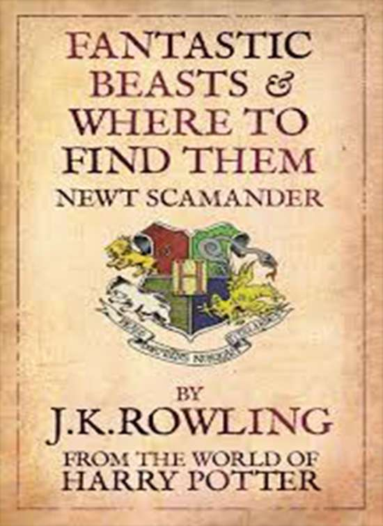Fantastic Beasts And Where To Find Them Newt Scamander (Ron Weasley And...