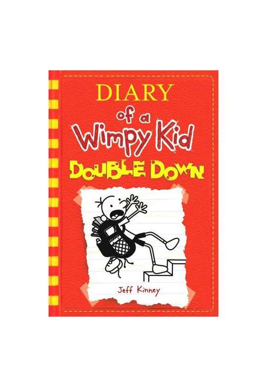 Diary of a Wimpy Kid : Double Down Book 11 By Jeff Kinney