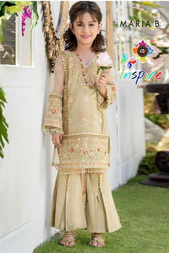 D-266 Unstitched  Linen 2Pc Embroidered Collection For Women Pakistani...