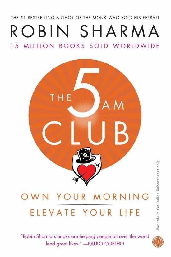 The 5am Club - A Book By Robin Sharma