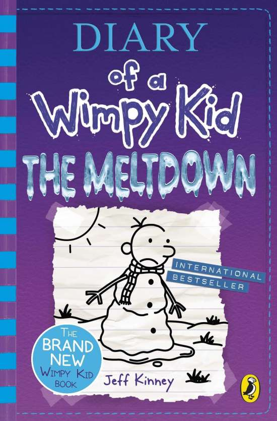 Diary of a Wimpy Kid : The Meltdown Book 13 By Jeff Kinney