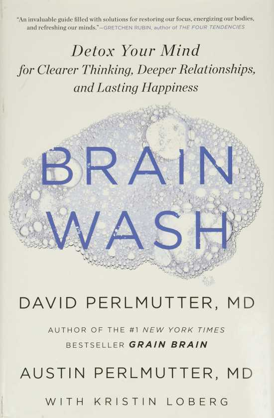 Brain Wash by David Perlmutter