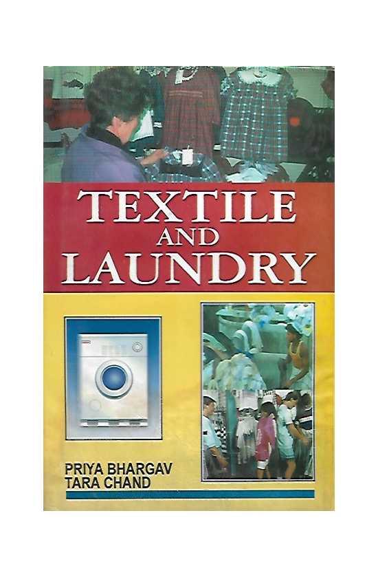 Textile and Laundry (Slightly Damaged) by Priya Barghav and Tara Chand
