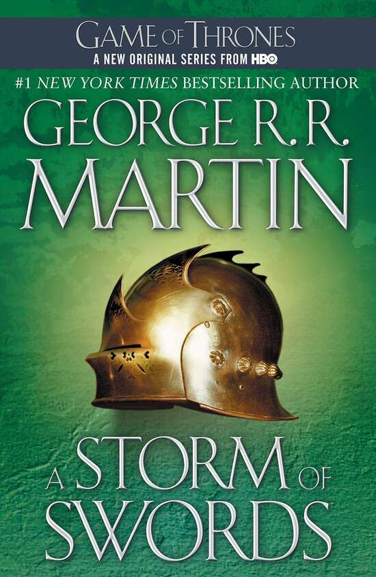 A Storm Of Swords (A Song Of Ice And Fire) Complete Book 3/5 A Game Of...