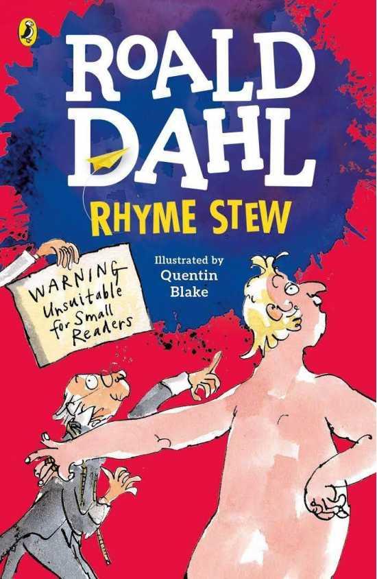 Rhyme Stew - Kids Book - Roald Dahl (Illustrated)